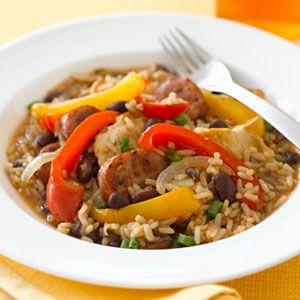 Cajun-Chicken-Rice-Recipe