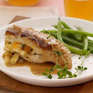 Apple-Stuffed-Chicken-Recipe