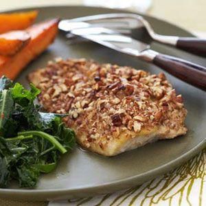 Pecan-Crusted-Catfish-Recipe