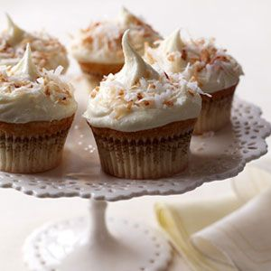 Coconut-Cupcakes-with-Coconut-White-Chocolate-Frosting-Recipe