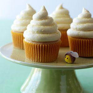 Lemon-Honey-Cupcakes-Recipe