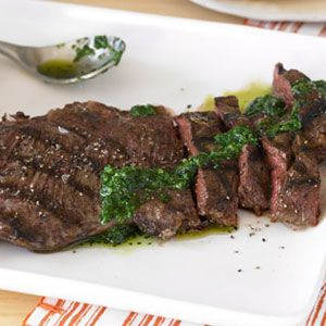 Skirt-Steak-with-Chimichurri-Recipe