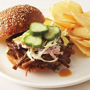 Slow-Cooker-BBQ-Beef-Brisket-Recipe