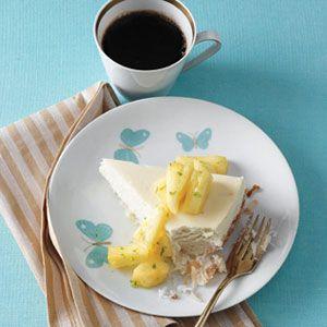 Cheesecake-with-Macaroon-Crust-Recipe