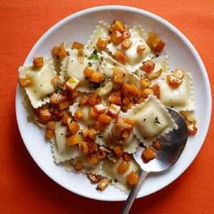 Ravioli-with-Sauteed-Butternut-Squash-and-Thyme-Recipe