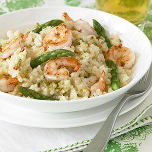 Shrimp-Asparagus-Risotto-Recipe