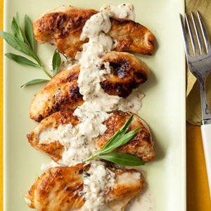 Chicken-with-Creamy-Mustard-Sauce-Recipe