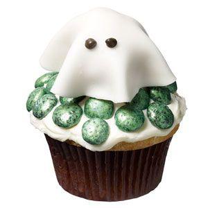 Friendly-Ghost-Cupcake-Recipe