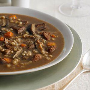 Beef-Shiitake-Barley-Soup-Recipe