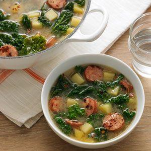 Sausage-Kale-Soup-Recipe