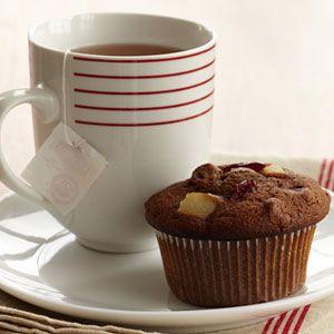 Cranberry-Pear-Gingerbread-Muffins-Recipe
