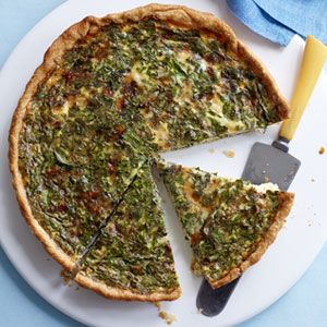 Spinach-Herb-Quiche-Recipe