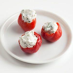 Goat-Cheese-Stuffed-Peppers-Recipe