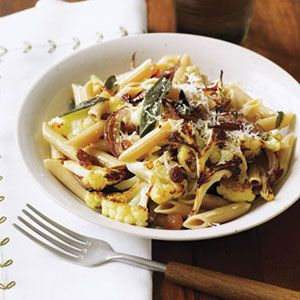 Pasta-with-Roasted-Cauliflower-Red-Onions-Recipe