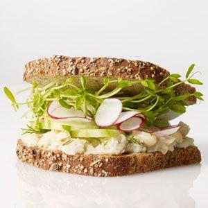 Smashed-White-Bean-Cucumber-and-Radish-Sandwich-Recipe