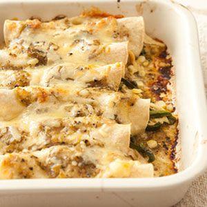 Easy-Chicken-Enchiladas-Recipe