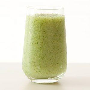 Minty-Pear-Honeydew-Smoothie-Recipe