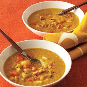 Slow-Cooker-Smoky-Split-Pea-Soup-Recipe