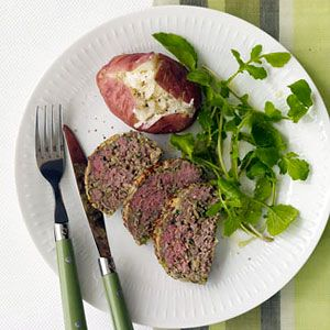 End-of-Summer-Meat-Loaf-and-Roasted-Potatoes-Recipe