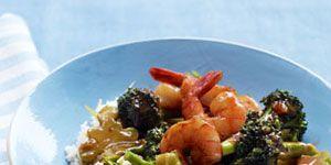 Shrimp And Broccoli Stir Fry Recipe