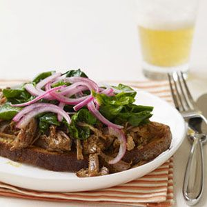 Slow-Cooker-Open-Faced-Orange-and-Cumin-Spiced-Pork-Sandwiches-Recipe