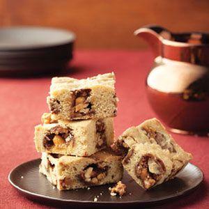 Snickers-Blondies-Recipe