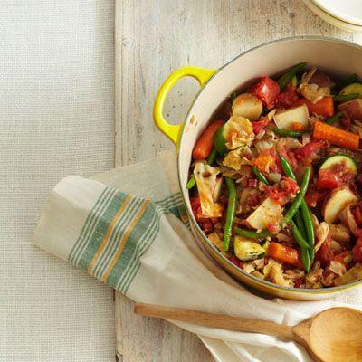 giambotta italian vegetable stew
