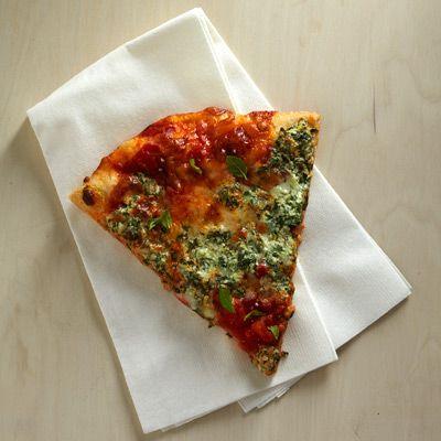lasagna style pizza