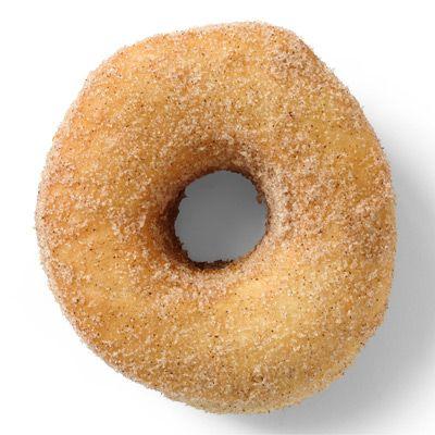 cinnamon sugar yeast doughnuts