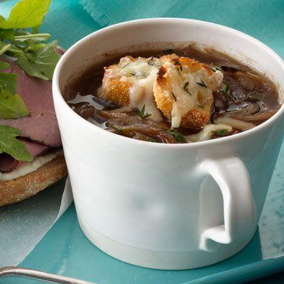 golden onion soup