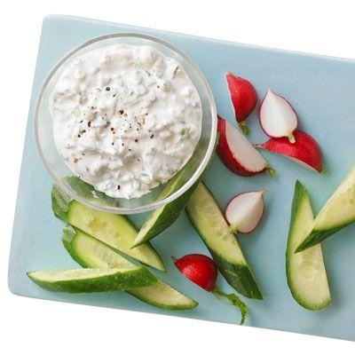 yogurt blue cheese dip