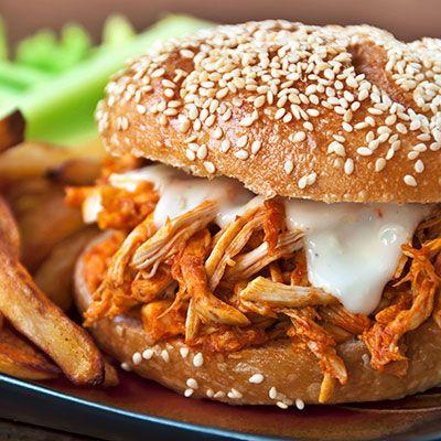 buffalo turkey sandwich