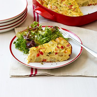 How to make omelette in oven