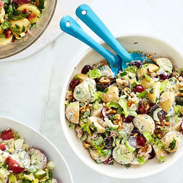 Potato Salad Recipe Raisins