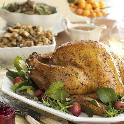 roast turkey giblet gravy