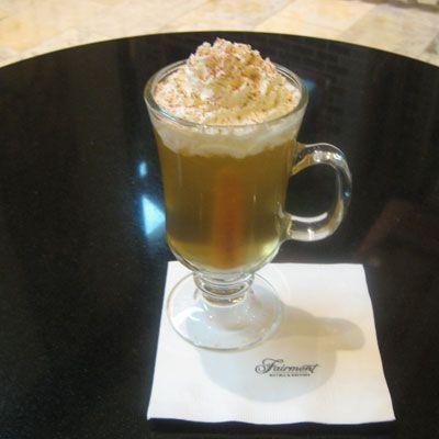 fairmont hotel hot apple pie cocktail recipe