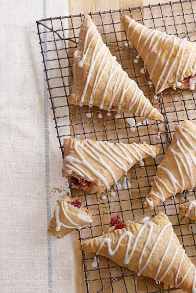 cranberry turnovers