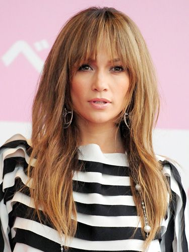 9 Jennifer Lopez Hairstyles Cuts And