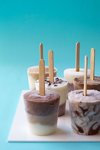 yogurt pops
