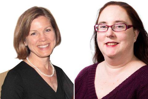 Katherine K. Leon & Laura Haywood-Cory