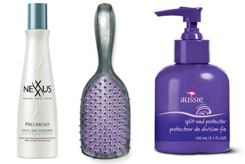nexxus, aussie and goody hair products