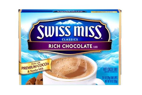 swiss miss hot cocoa