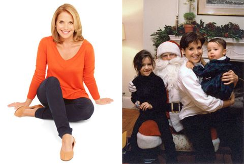Katie Couric and Family