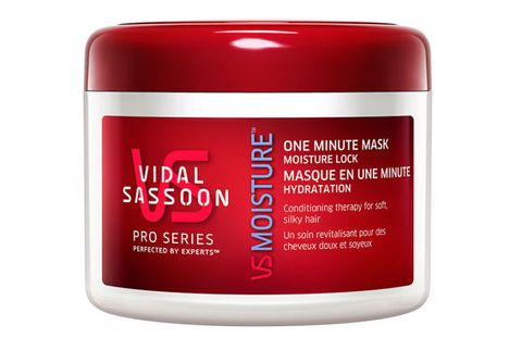 Vidal Sassoon Pro Series One Minute Mask Moisture Lock
