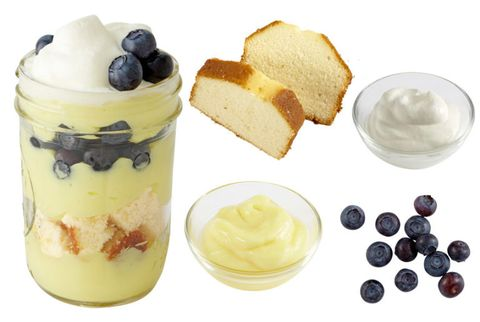 lemon pudding pound cake pot