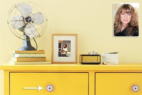 dressed-up drawer knobs