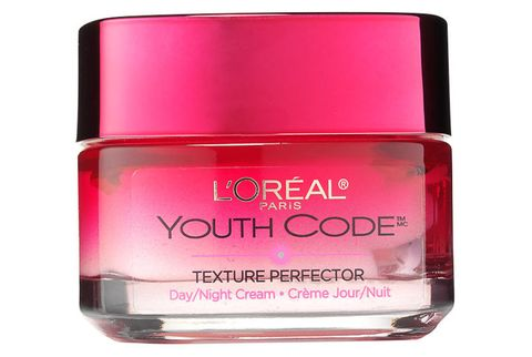 loreal paris youth code texture perfector day night cream