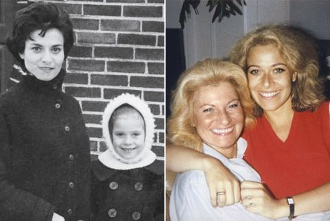 alex witchel and her mother
