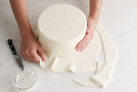 step 1 of the cake