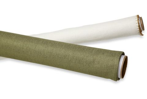 wrapping paper tube clean linen storage
